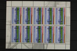 Deutschland, MiNr. 2345, Kleinbogen Salzachbrücke, Postfrisch / MNH - Unused Stamps