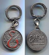 Porte-clefs Augis Ellina Cravate L'homme élégant - Key-rings
