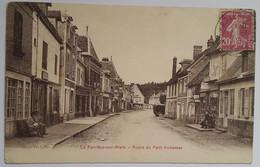Carte Postale La Ferrière Sur Risle Route De Pont Audemer - Altri Comuni