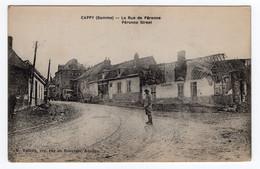CAPPY - La Rue De Peronne - Other Municipalities