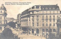 Serbia - BELGRAD - Adriatic-Danubian Bank - Serbia