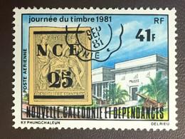 New Caledonia 1981 Stamp Day MNH - Zonder Classificatie