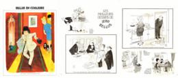 """"""" BELLUS COLOR """" + """" Les MEILLEURS DESSINS De BELLUS """" 1973  ( 6 ) - Sonstige"""