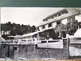 29 , Port Manech ,l'hôtel Restaurant Du Port En 1961 - Andere Gemeenten