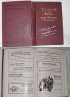 Adreßbuch Der Städte Borna Und Regis-Breitingen Um 1930 (Nr.17832) - Livres Anciens