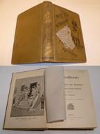 Deutsch-Ostafrika - Das Land Und Seine Bewohner, Verlag Spamer 1892 (Nr.3700) - Livres Anciens