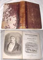 Geographie Universelle De Malte-Brun Um 1840 (15101) - Livres Anciens