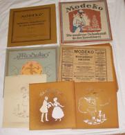 Die Moderne Dekorkunst In Der Konditorei Modeko, 1925 - Livres Anciens