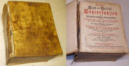 Biblische Real- Und Verbal-Concordanzien 1750 (Nr.18772) - Livres Anciens