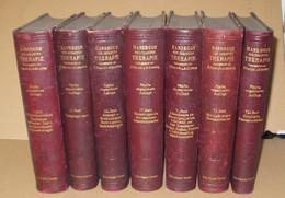 Penzoldt Und Stintzing: Handbuch Der Gesamten Therapie, 7 Bände 1914 (Nr.15503) - Livres Anciens