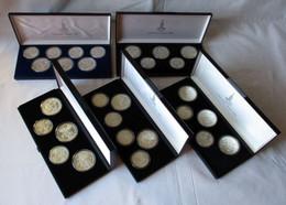 XXII OLYMPIAD MOSCOW 1980 SAMMLUNG 28 X Münzen (126242) - Other Coins