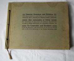 Album Unseren Genossen Und Brüdern X. Jahrestag Der Oktoberrevolution (116769) - Zonder Classificatie