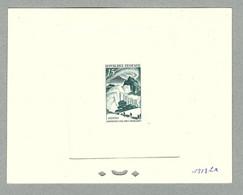 1949 RARE ÉPREUVE DE COULEURS 1313 LX DU TIMBRE FRANCE N° 829 EXPÉDITIONS POLAIRES FRANÇAISES - Proofs