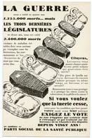 Santé.Parti Social De La Santé Publique.groupe De Pression Milite Réorganisation Armement Sanitaire Français - Health
