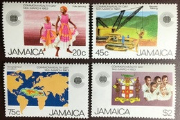 Jamaica 1983 Commonwealth Day MNH - Jamaica (1962-...)