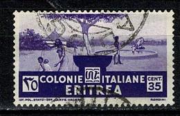 Eritrea 1933 Yv  200  (o) Used / Obl / Gebr - Eritrea