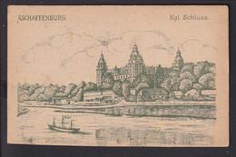 D36 /   Aschaffenburg Feldpost 1914 - Unclassified