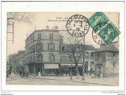 93 LE PRE SAINT GERVAIS PLACE DE LA MAIRIE LA GRANDE RUE CPA BON ETAT - Le Pre Saint Gervais