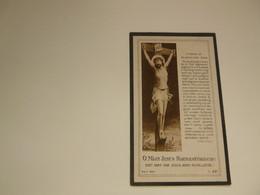 Doodsprentje ( 6472 )  Beesau  /  Sobry    -   Loo   Yper   1922 - Overlijden