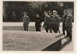 Hitler Ist Rudolf Hess Ist Hermann Goring - 2* World War - Gefallen Vom 1° GM Compiegne 1940 - Nuova (2 Images) Rare - Guerra 1939-45