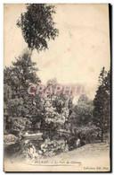 CPA Aulnay Le Parc Du Chateau - Aulnay