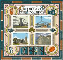 France 2020 : Feuillet** F5384 Capitales Européennes Dublin. - Neufs