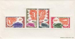 BLOC CONGO MNH. JEUX OLYMPIQUES DE TOKYO 1964.  /  17 /  2 - Collections (without Album)
