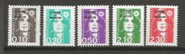 Timbre St Pierre Et Miquelon Neuf ** N 514 / 520 Manque Les N 519 Et 520 - Unused Stamps