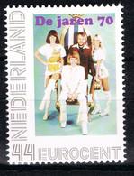 M3 06 ++ NEDERLAND NETHERLANDS PAYS BAS JAREN '70 ABBA MNH ** - Francobolli Personalizzati