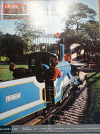 Vie Du Rail 1318 1971 Pierre Larousse Train Bleu Jardin Acclimatation Pont Pfaffenberg Belgique Charleroi - Trains