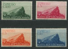 San Marino - 1945/46 Espressi MNH** - Unused Stamps