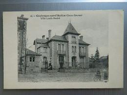 COULONGES  SUR L'AUTIZE                                         VILLA LOUIS ANDRE - Coulonges-sur-l'Autize