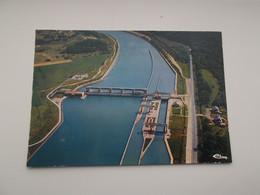 AMPSIN: Le Barrage D'Ampsin-Neuville - Vue Aérienne - Altri