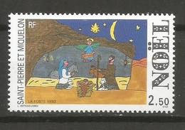 Timbre St Pierre Et Miquelon Neuf ** N 571 - Unused Stamps