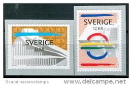 Zweden 2014 Riga En Umea Serie PF-MNH-NEUF - Unused Stamps