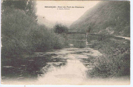 DOUBS - BESANCON - Pont Du Port De Chamars - Besancon