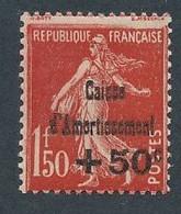 DZ-140: FRANCE: Lot Avec  N°277** (avec Variété En Haut à Droite) - Ungebraucht