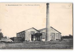 CPA 18 Henrichemont - Usine Electrique De Boisbelle - Henrichemont