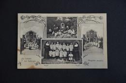 CARTOLINA MODENA MAGRETA PIO ISTITUTO DEL SUFFRAGIO SCUOLE BIMBI VG 1926 - Modena