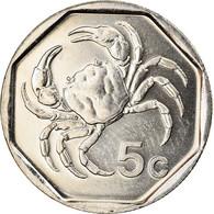 Monnaie, Malte, 5 Cents, 2001, SPL, Nickel - Malta