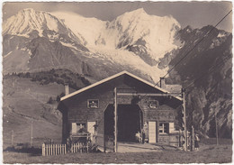 St-GERVAIS: Télésiège Du Prarion Et Le Massif Du Mont-Blanc - Saint-Gervais-les-Bains