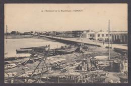 114613/ DJIBOUTI, Boulevard De La République - Djibouti