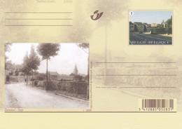 Carte Entier Postal Neuve Zutendaal Dorp - Zutendaal