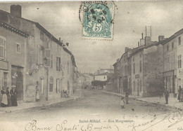 Saint Mihiel   Rue Morguesson - Saint Mihiel