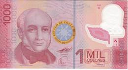 BILLETE DE COSTA RICA DE 1000 COLONES DEL AÑO 2009 CALIDAD EBC (XF) (CIERVO-DEER)  (BANKNOTE) - Costa Rica