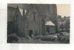 274. Bourbriac, Portail De L'Eglise - Other Municipalities