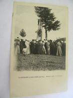 CPA - St Saint Georges Le Gaultier (72) -Mission - Calvaire  -1908 - SUP - (EQ 67) - Andere Gemeenten