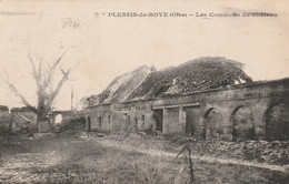 60 Plessis De Roye, Les Communs Du Chateau - Altri Comuni
