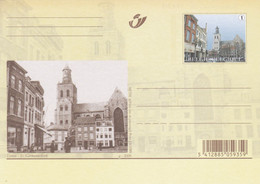 Carte Entier Postal Neuve Tienen St. Germanuskerk - Tienen