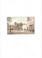 LILLE   LA PLACE ET LA PORTE ST ANDRE EN 1907 EDITEUR GL N°66  DOS DIVISE - Lille
